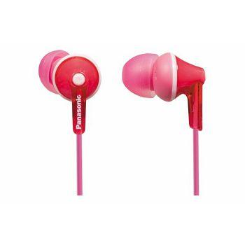 PANASONIC slušalice RP-HJE125E-P roze