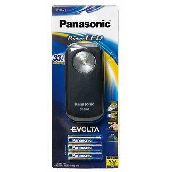 PANASONIC baterijska svjetiljka BF-BL01BKE