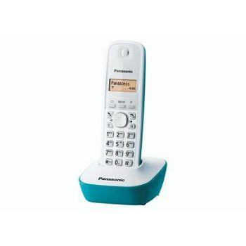 PANASONIC telefon bežični KX-TG1611FXC plavi