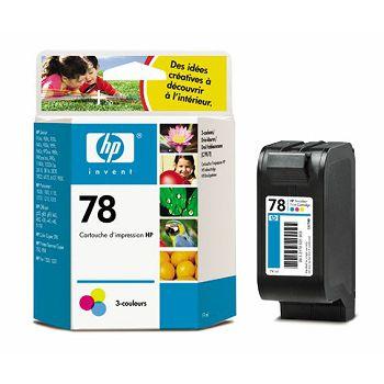 HP tinta C6578D (no. 78)
