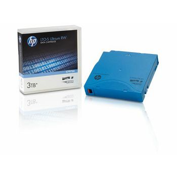 LTO HP LTO-5 Ultrium 3TB RW DATA TAPE