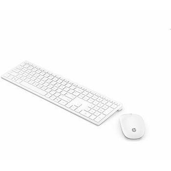 HP tipkovnica i miš za prijenosno računalo, bijela, 4CF00AA