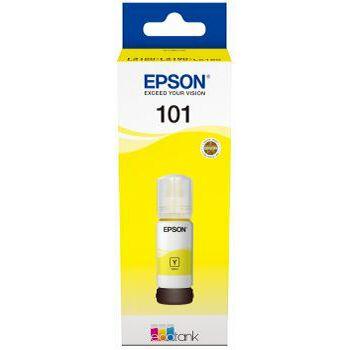 Tinta EPSON EcoTank ITS yellow 101