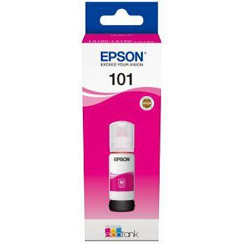 Tinta EPSON EcoTank ITS magenta 101