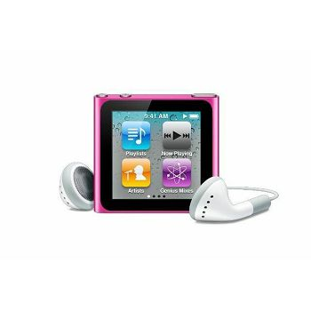 APPLE iPod nano 8GB - Pink, MC692QB/A