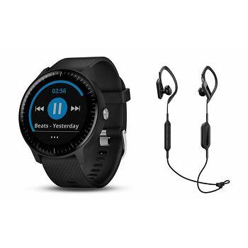 Vivoactive 3 Music + Panasonic bežične slušalice RP-BTS10E