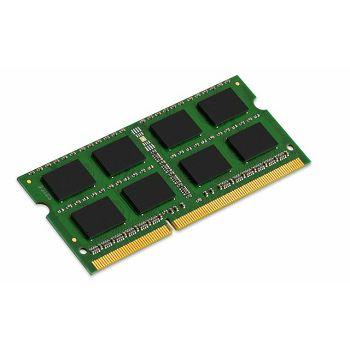 Memorija branded Kingston 4GB DDR3 1600MHz SODIMM