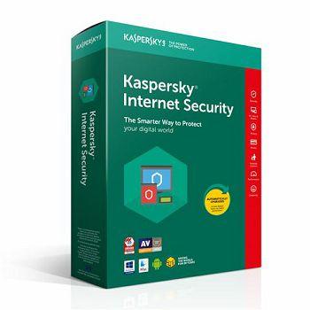 Kaspersky Internet Security 3D 1Y
