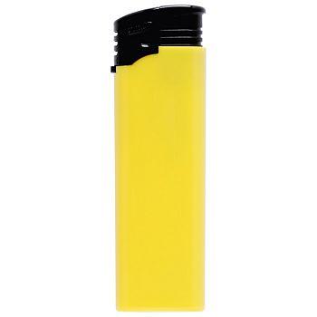Upaljač elektronski sjajni Atomic CRF2 žuti