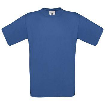 Majica kratki rukavi BC Exact 150g zagrebačko plava L