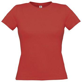 Majica kratki rukavi BC WomenOnly 150g crvena S