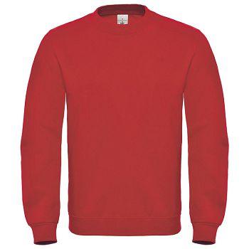 Majica dugi rukavi BC ID002 280g crvena L