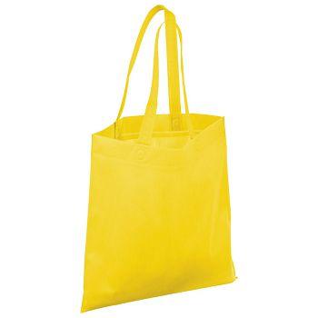 Vrećice za kupovinu 38x42cm žute