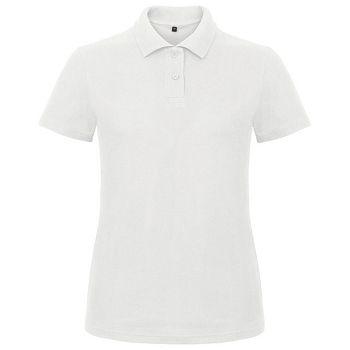 Majica kratki rukavi BC PoloWomen ID001 180g bijela 2XL