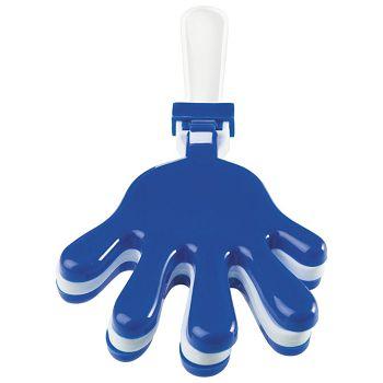 Udaraljke oblik ruke Midoceanbrands KC681304 plave