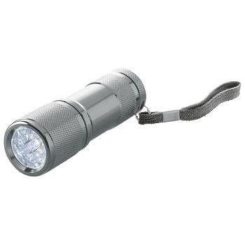 Svjetiljka ručna  9 LED metalna