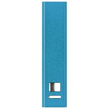 Punjač za mobilne uređaje aluminijski prijenosni Midoceanbrands MO860237 plavi