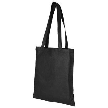 Vrećice za kupovinu reciklažna 40x38,1cm crne