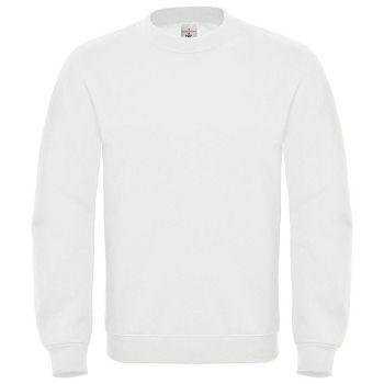 Majica dugi rukavi BC ID002 280g bijela M