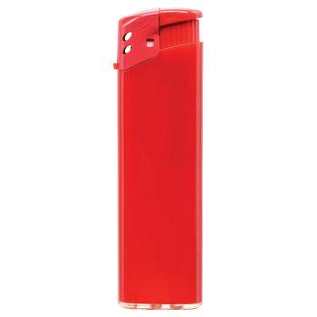Upaljač elektronski sjajni Atomic Favorit 8331003 crvena